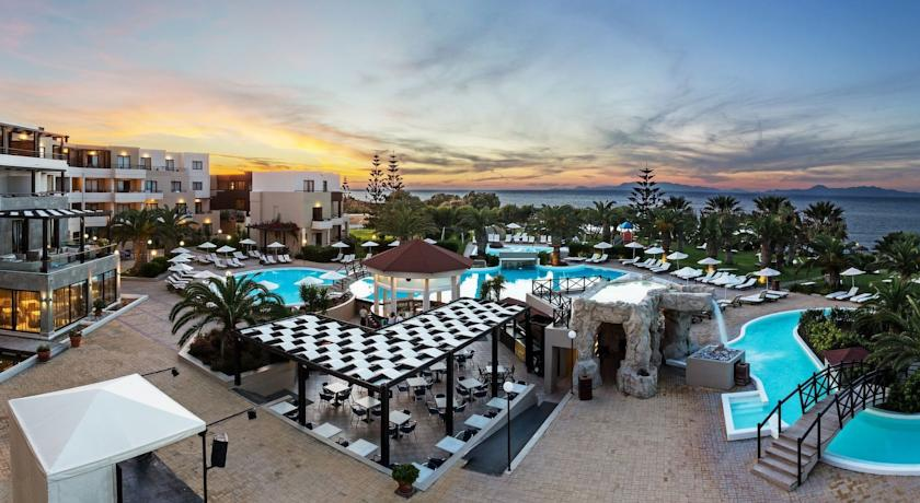 D Andrea Mare Beach Hotel Rhodes