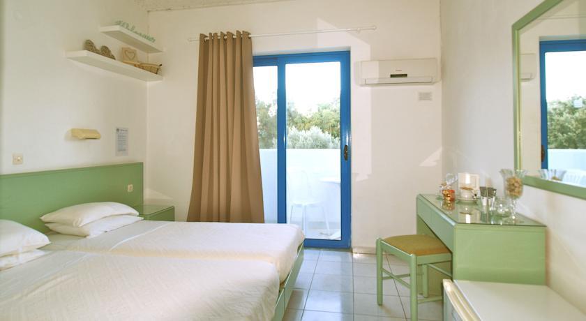 Hotel Nathalie Rhodes Rooms