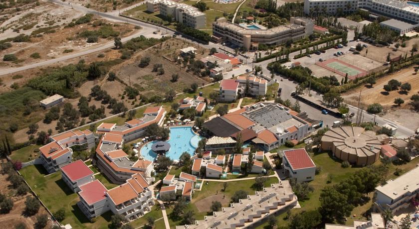 Lydia Maris Resort And Spa Hotel Rhodes