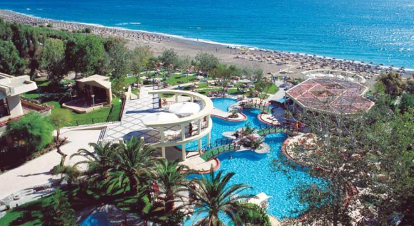 Hotel Calypso Beach Rhodes All Inclusive